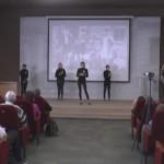 К 70-летию Победы в Таганроге прошел  Фестиваль театральных коллективов школ города.