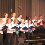 В Таганроге прошел Пасхальный хоровой фестиваль