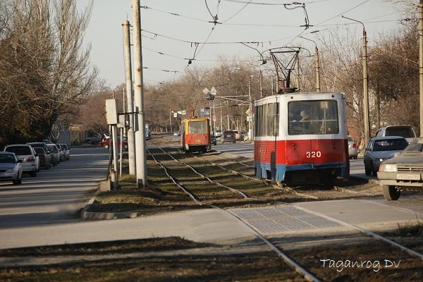 транспорт таганрог