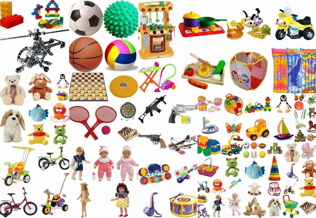 Детский мир подарков для мальчиков